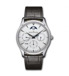 Jaeger LeCoultre Master Ultra Thin Perpetual. #grail