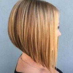 Las 32 mejores ideas de cortes de pelo liso corto, largo, media melena. Ideas de peinados para el cabello largo y corto mujeres lacio. Fotos.
