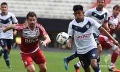 Con Gallardo en el banco y Mora y Alonso en la ofensiva River cayó ante Vélez en reserva - Los Andes (Argentina)