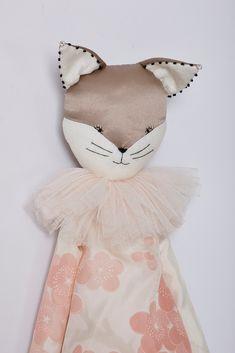 beautiful cat doll