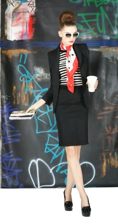 Business chic from TopShelfClothes.com