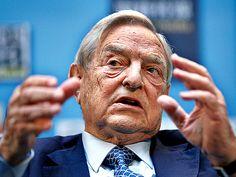 George Soros George Soros, New York Times, Theresa May, Donald Trump, Ferguson Protest, Amnesty International, Big Government, Socialism, Hungary