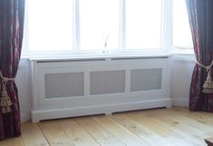 Handcrafted bespoke radiator covers made in YorkshireFine Wood Designs Ltd