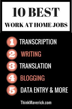 Want to know how to make money without leaving your couch? Dreaming to Work from home? Check out this list of Top 10 best legitimate work at home jobs that take little or no Experience + scam free! Including work from home data entry, virtual assistant, online surveys. Work from home worldwide or in the US, Canada, UK and other countries! #workfromhome
