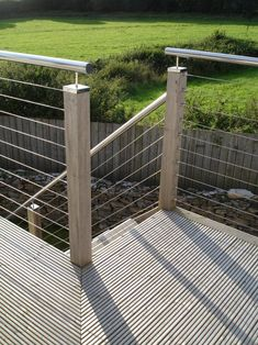 Decking Balustrade Wires