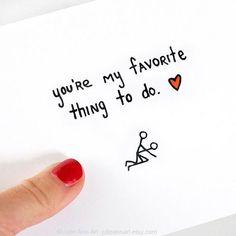 Et si les cartes de Saint Valentin étaient honnêtes ? Une série de cartes de Saint Valentin amusantes et décalées imaginées par l'illustratriceJulie Ann