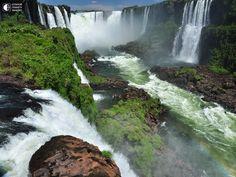 Водопад Игуасу - Путешествуем вместе