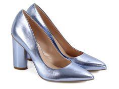 Czółenka Solo Femme 14101-07-E84 niebieski   ONA \ OBUWIE \ Czółenka   Salon Obuwniczy BOSA - WWW.BUTY-BOSA.PL