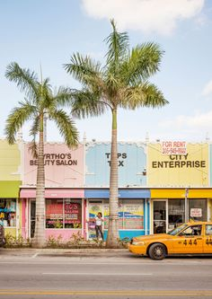 Take a break from the Art Basel madness and wander through one of Miami's most inviting, culturally rich neighborhoods—before it gets to be too major.