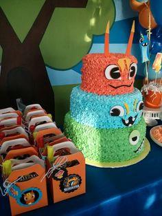 Bajoterra cake #birthdayparty