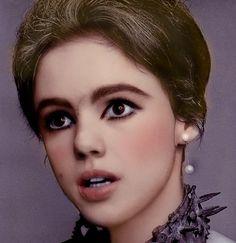 Edie Sedgwick, actress, fashion plate