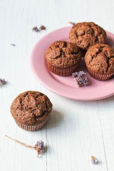 My+Kitchen+Affair:+Rye+Strawberry+Muffins:+cause+strawberries+are+sti...