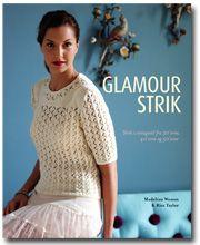 Strikkeopskrift | Strik en glamourøs bluse | Mellemværksbluse