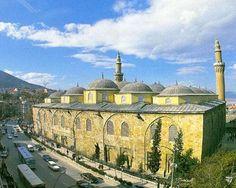 Bursa Grand Mosque (Bursa) Turkey