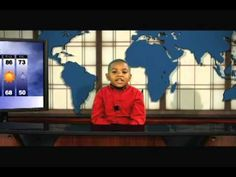 Kids Weather Report