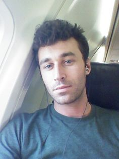 James Deen.... I know what he does for a living. But he's still gorgeous.