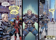 Deadpool & Cable: Split Second #6