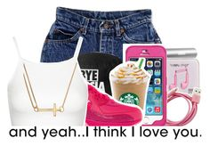 """""""Untitled #167"""" by g-0-l-d-3-n-princess ❤ liked on Polyvore"""