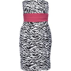 Zebra Print Party Dresses 46