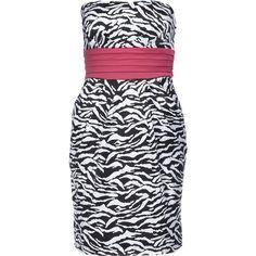 Zebra Print Party Dresses 46