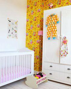 Shake My Blog | Une chambre d'enfant colorée