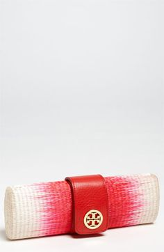Tory Burch Ombré Clutch available at Nordstrom