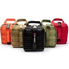 myfak basic first aid kit helps with bleeding airway adventure survival mymedic myfak first aid kit