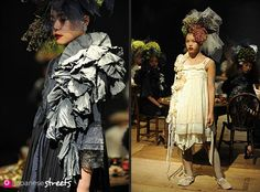 FASHION JAPAN: fur fur S/S 2012 (Japan Fashion Week)