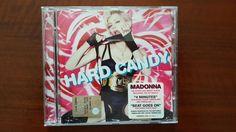 Madonna Hard Candy CD EU 9362-49884-9 Mint Rebel Heart Tour