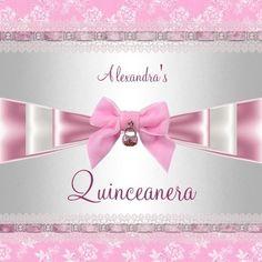 Quinceanera Invitations