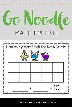Go Noodle Math (free