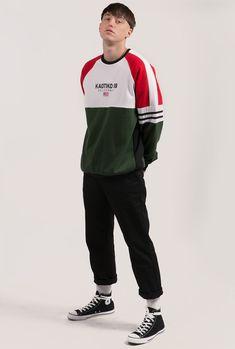 www.kaotikobcn.com  Made in Barcelona. #kaotikobcn #sweatshirt #boy #california #barcelona #kaotiko #look