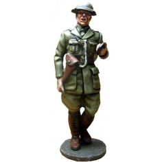 GW 019 North Staffordshire regiment 1818 officer Toy Soldiers, British Army, Wwi, First World, World War, Military, Armchair, Templates, Hunters