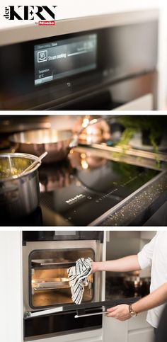 Chef Sven-Hanson Britt needed appliances that maximised his kitchen. Discover how the Miele steam combination oven and warming drawer helped him achieve this Design Your Kitchen, Best Chef, Family Kitchen, Executive Chef, Food Preparation, Cool Kitchens, Meal Prep, Choices, Oven