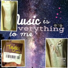 While, Silver Inlay Just Taylor Dress With Ribbon