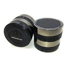 Chollo en Amazon España: Altavoz portátil con bluetooth y micrófono Monstercube por solo 13,99€ (un 44% de descuento sobre el precio de venta recomendado)