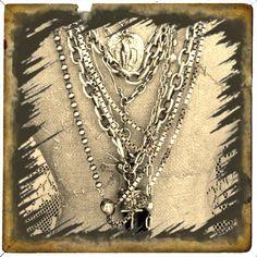 We love silver. Our Love, Jewels, My Style, Silver, Jewerly, Gemstones, Fine Jewelry, Gem, Jewelery