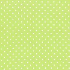 Michael Miller House Designer - Dots - Pinhead in Garden