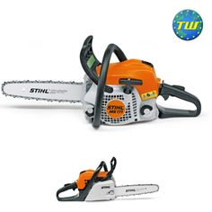 """Stihl MS171-14 14"""" Petrol Chainsaw 11392000178 is part of Stihl's new generation of occasional use chainsaws. The Stihl MS 171 chain saw features reduced-emission engine technology.  http://www.twwholesale.co.uk/product.php/sn/Stihl-MS171-14"""