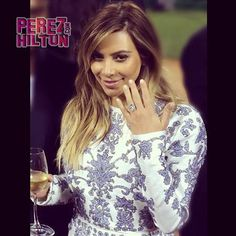 Kim Kardashian & Kanye West Weren't The First! See More Celebs Who Got Engaged On Their Birthdays HERE! http://perez.ly/1fUqdtc