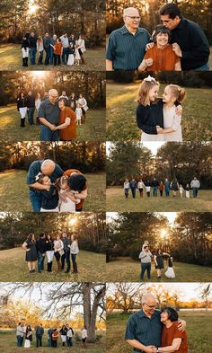 Sibling Photography Poses, Large Family Portraits, Extended Family Photography, Large Family Poses, Outdoor Family Photography, Family Portrait Poses, Family Picture Poses, Family Photo Outfits, Adult Family Photos