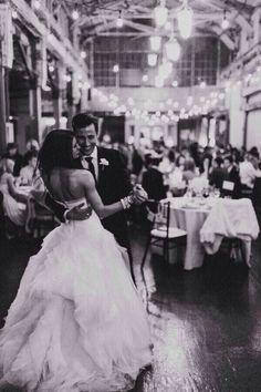 Wedding photo idea #wedding #reception #photography
