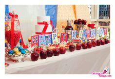 Bonitas ideas para tu próxima fiesta de Blancanieves y los Siete Enanos. Consigue todo para tu fiesta en nuestra tienda en línea.
