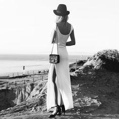 Shop this look on Kaleidoscope (dress, hat, purse)  http://kalei.do/Wb5B0CavpcZhUwrW