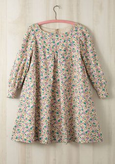 Vintage Here's Lookin' Acoustic Dress in Plus Size, #ModCloth