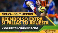 el forero jrvm y todos los bonos de deportes: betfair reembolso 25 euros Chelsea vs Southampton ...