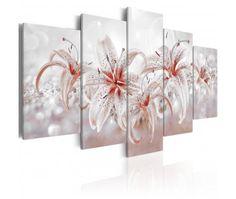 Tableau moderne Flowery Saga