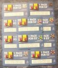 "Ten ""1 Pack for $3"" Natral American Spirit Cigarette Coupons - Expiration 3/31"