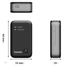 MINI GPS TRACKER (RECHARGABLE BATTERY)    Fast And Affordable Real-Time GPS Tracker Thats Actually Easy-To-Use. Know Exactly Where Something Or Someone Is, And Get Alerts When It Goes Somewhere Its Not Supposed To.