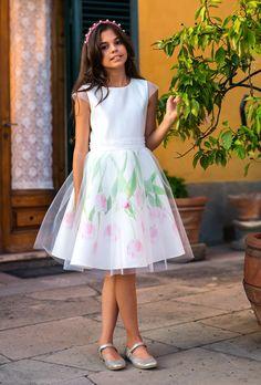 b09a123b13 Najlepsze obrazy na tablicy Girls dresses - sukienki dla dziewczynek ...